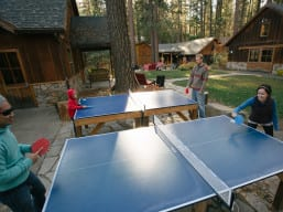Ping Pong in the Main Plaza - Kim Carroll Photography